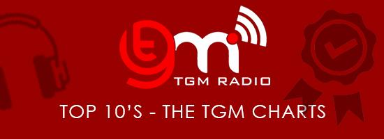 TGM Radio Top 10's